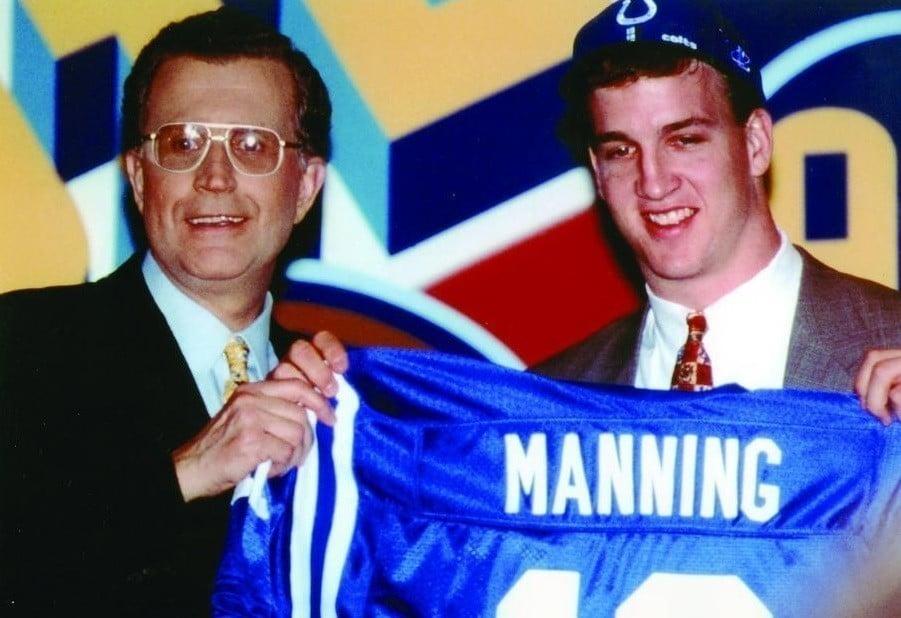 (Crédito: Indianapolis Colts/divulgação)