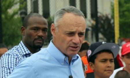 Rob Manfred, comissário da MLB