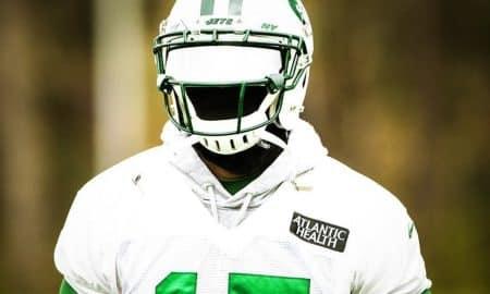 Brandon Marshall, wide receiver dos Jets