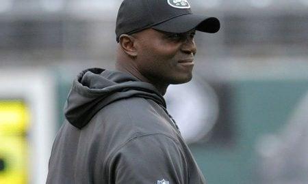 Todd Bowles, técnico do New York Jets