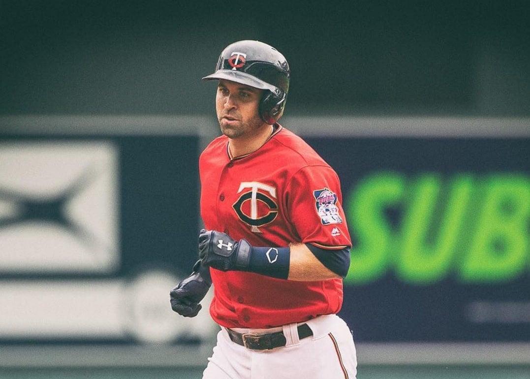 Brian Dozier, segunda base dos Twins