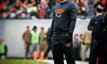 Jay Cutler, quarterback do Chicago Bears