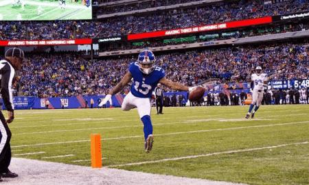 Odell Beckham Jr Giants