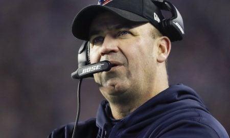 Bill O'Brien, técnico do Houston Texans