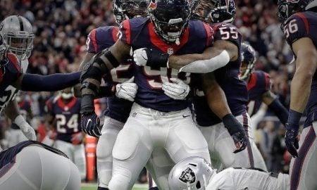 Houston Texans x Oakland Raiders