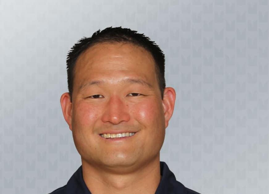 Rocky Seto, assistente do Seattle Seahawks