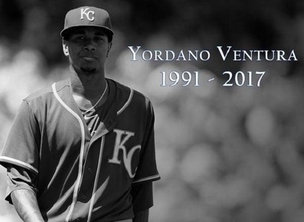 Yordano Ventura, dos Royals