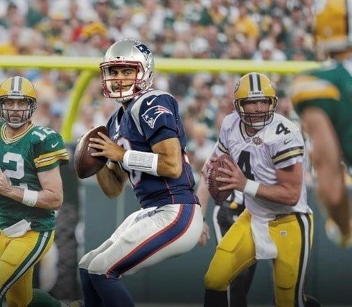 Jimmy Garoppolo, quarterback do New England Patriots