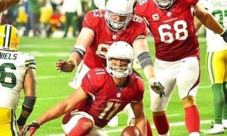 Larry Fitzgerald, wide receiver do Arizona Cardinals