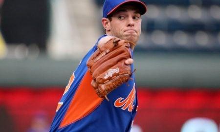 Steven Matz,arremessador do New York Mets