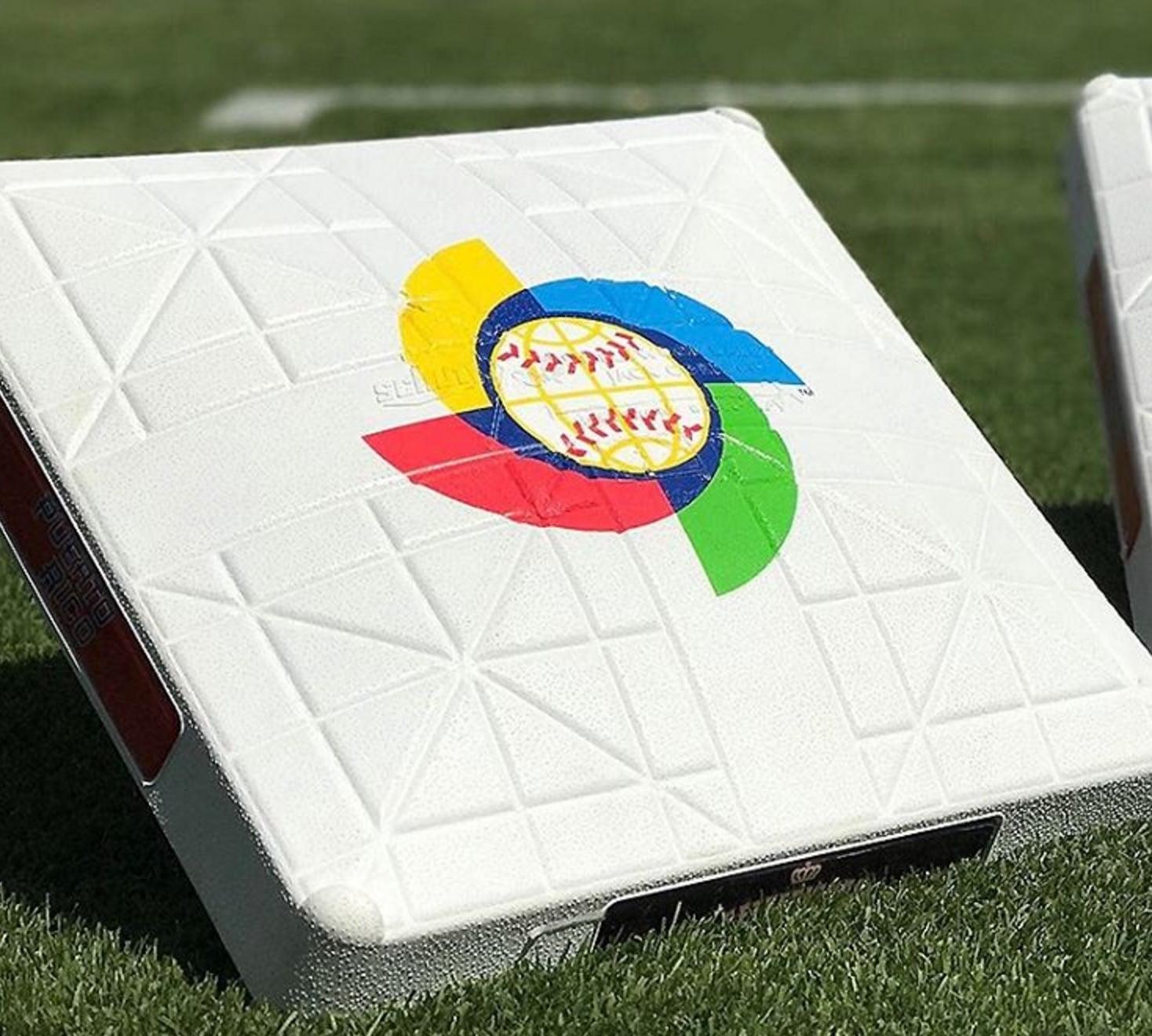World Baseball Classic base