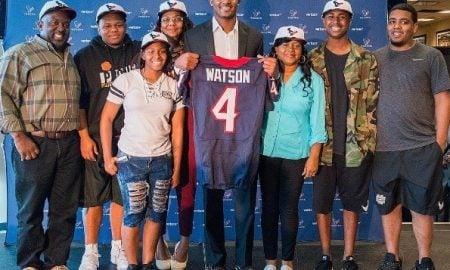 Deshaun Watson, quarterback do Houston Texans