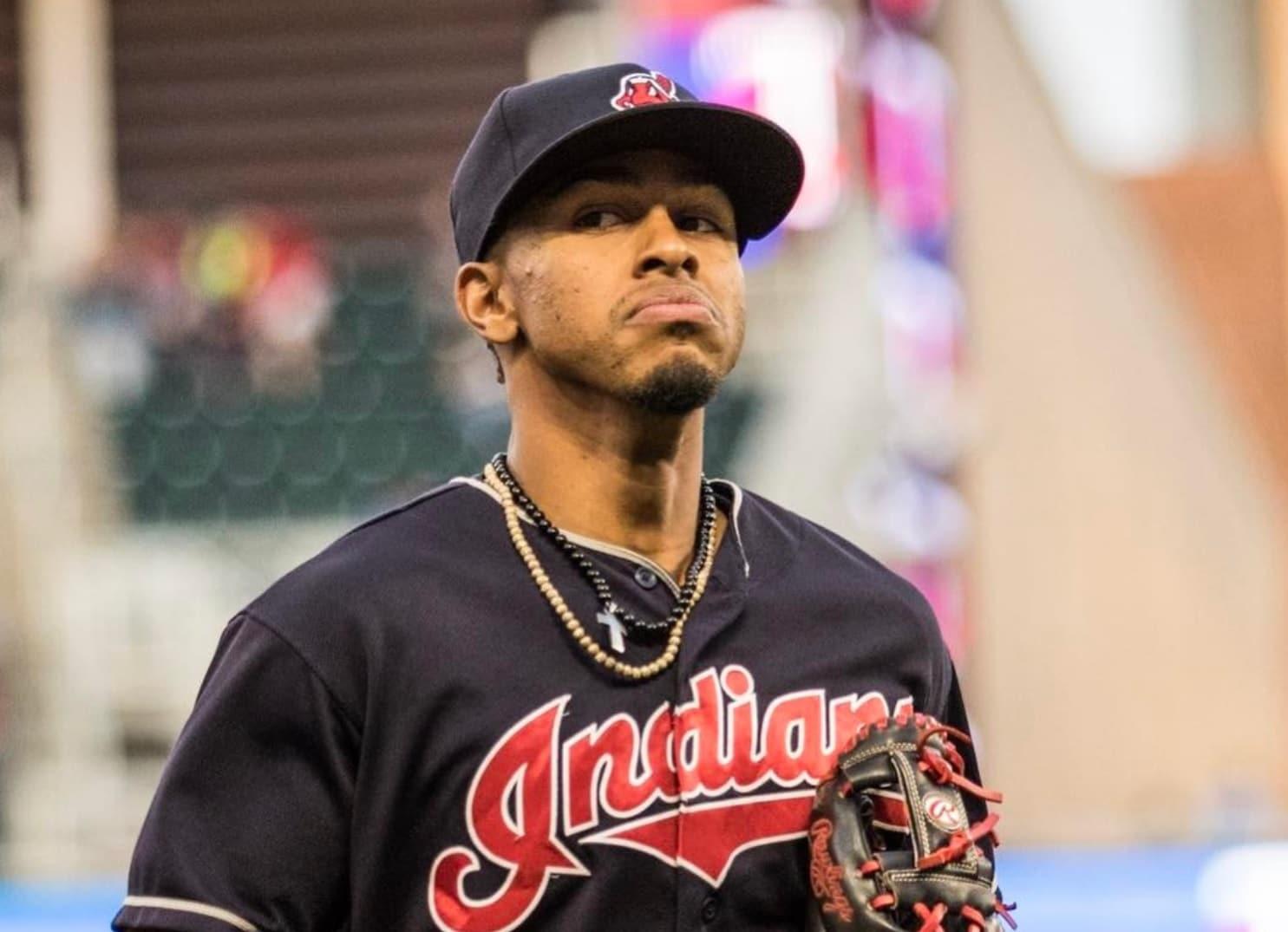 Francisco Lindor, shortstop do Cleveland Indians