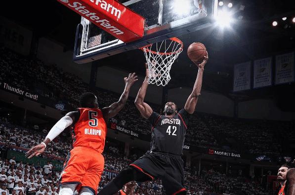 Nenê Rockets Thunder