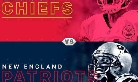 New England Patriots x Kansas City Chiefs