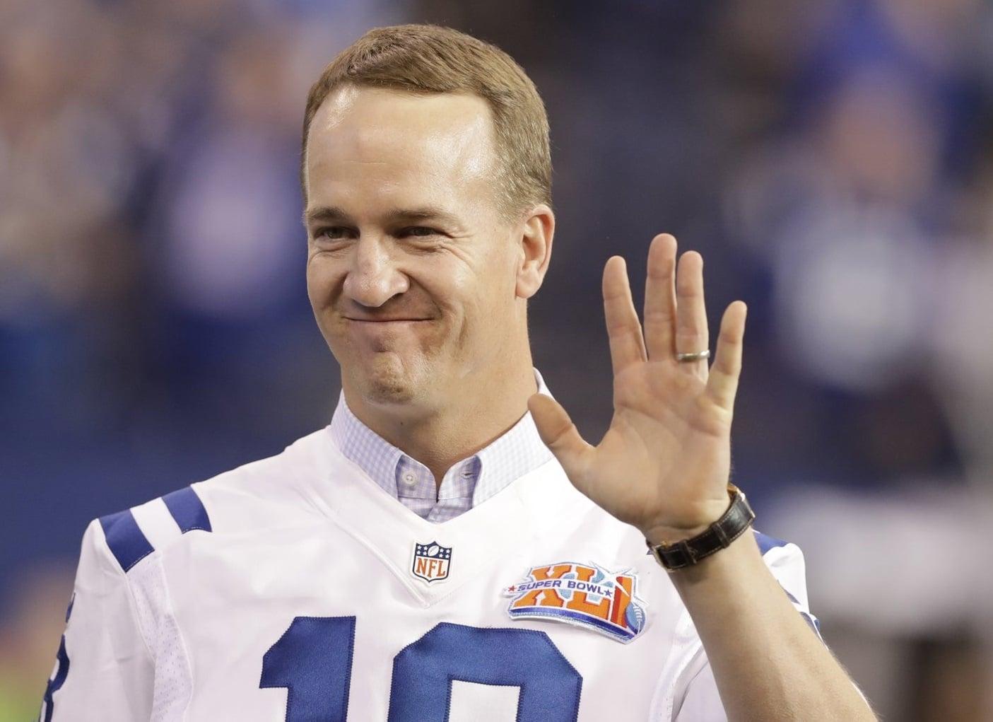 Peyton Manning, ex-quarterback da NFL