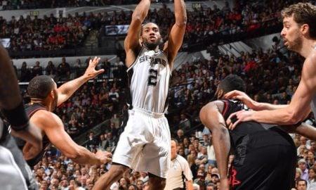 Kawhi Leonard, ala do San Antonio Spurs
