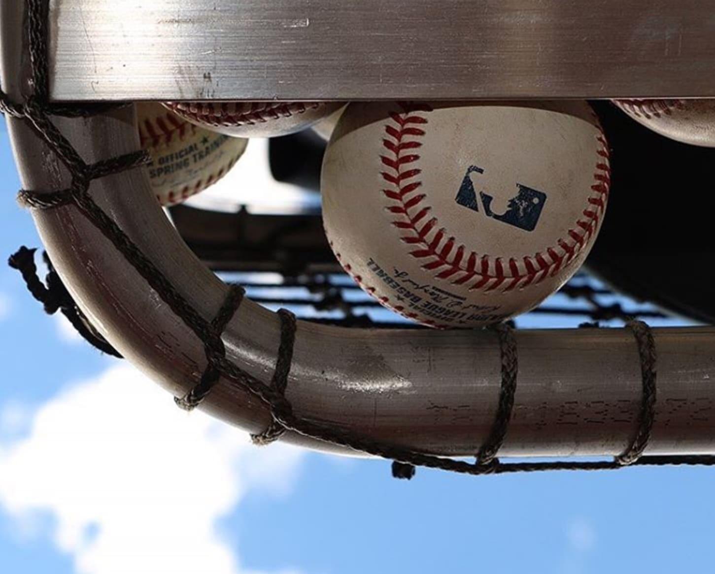 MLB bola