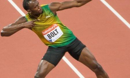 Usain Bolt, atleta jamaicano