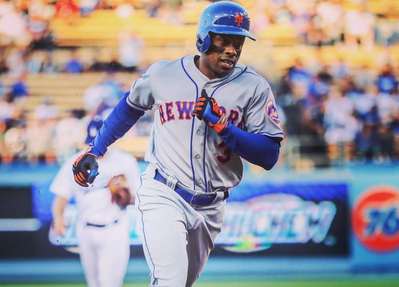 Curtis Granderson, outfielder dos Mets