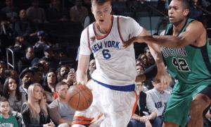 Kristaps Porzingis Knicks