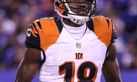 A.J. Green, wide receiver do Cincinnati Bengals