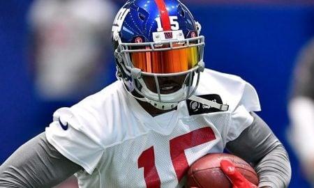 Brandon Marshall, wide receiver do New York Giants