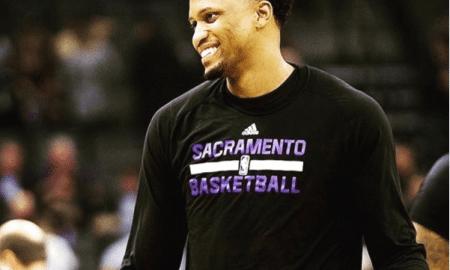 Rudy Gay Sacramento Kings