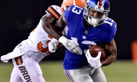 Odell Beckham Jr., wide receiver do New York Giants