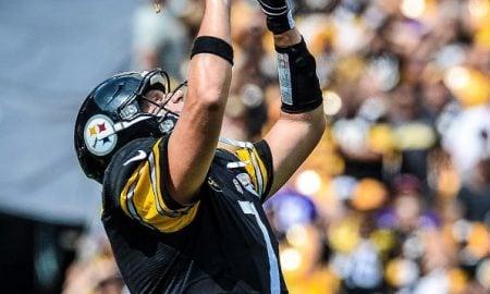 Ben Roethlisberger, quarterback do Pittsburgh Steelers