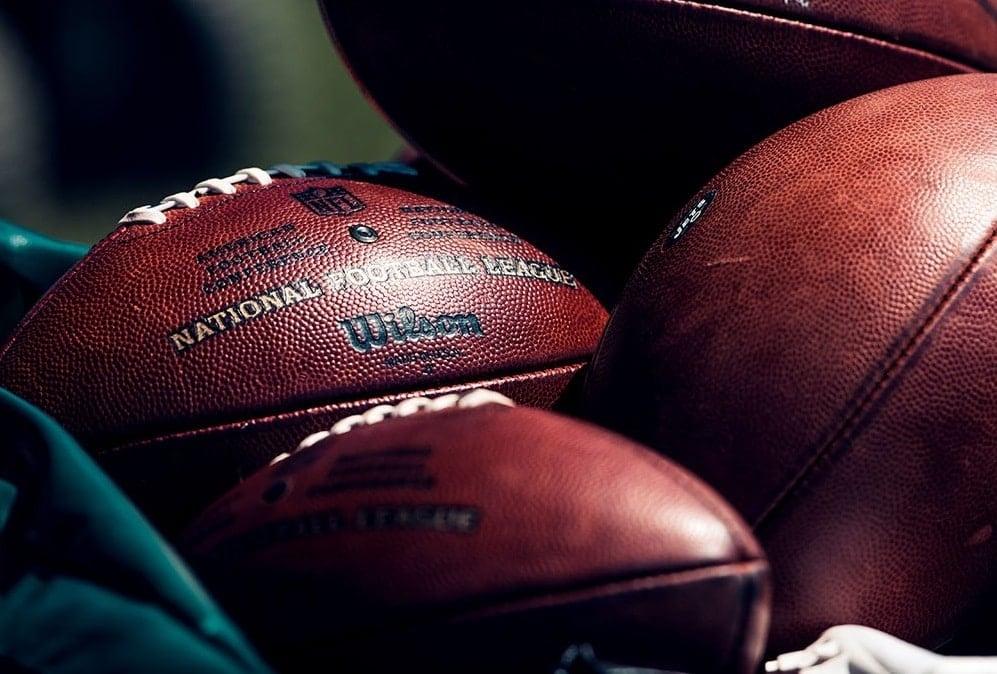 Bolas NFL