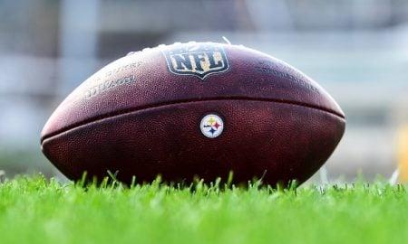 Bola NFL - Pittsburgh Steelers