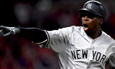 Didi Gregorius, shortstop do New York Yankees