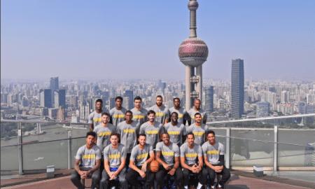 Golden State Warriors China