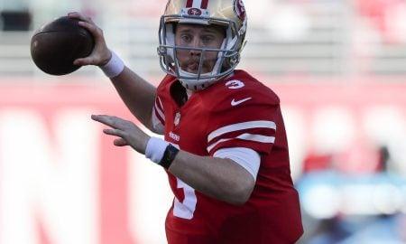 C.J. Beathard, quarterback do San Francisco 49ers