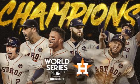 Houston Astros campeão da World Series 2017