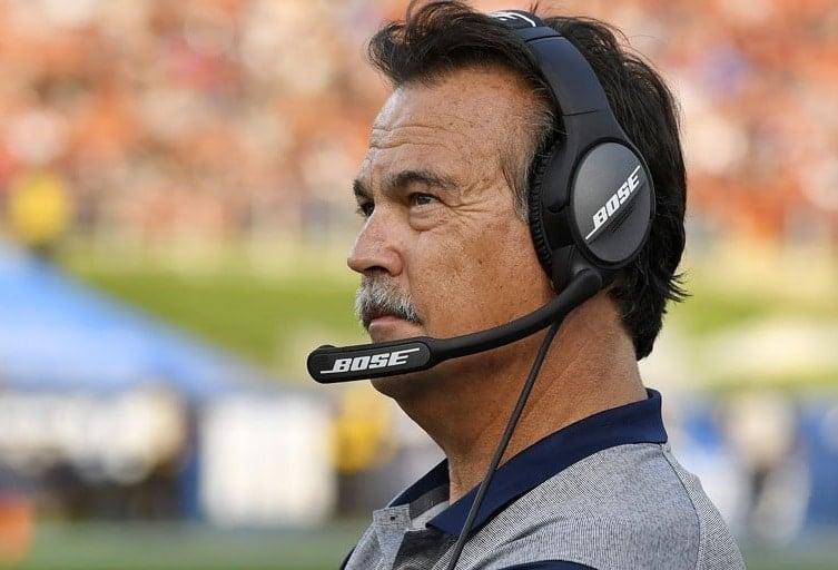 Jeff Fisher, ex-técnico do Los Angeles Rams