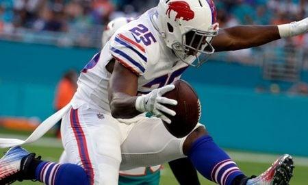 LeSean McCoy, running back do Buffalo Bills