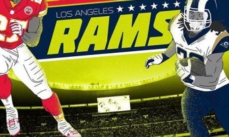 Kansas City Chiefs e Los Angeles Rams na Cidade do México em 2018