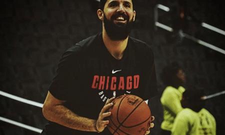 Nikola Mirotic Bulls