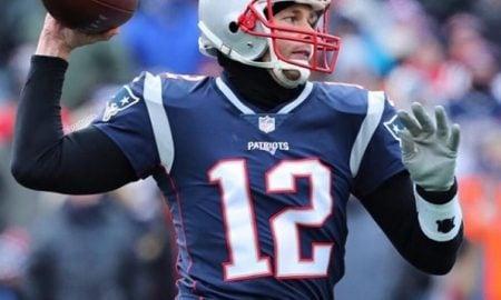 Tom Brady, quarterback do New England Patriots