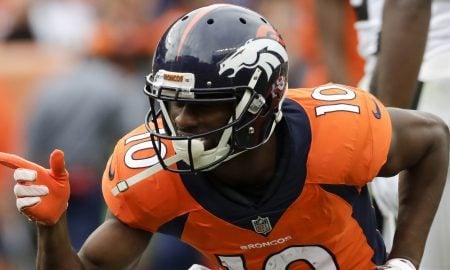Emmanuel Sanders, wide receiver do Denver Broncos