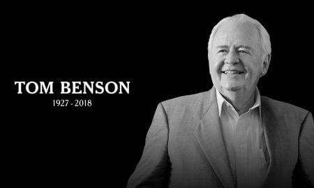 Tom Benson, proprietário do New Orleans Saints