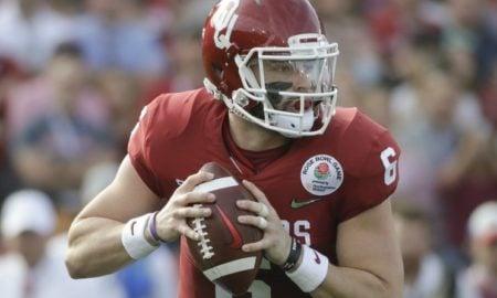 Baker Mayfield, quarterback do Oklahoma Sooners