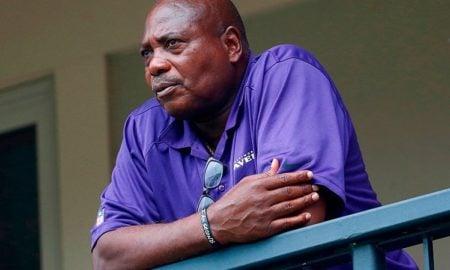 Ozzie Newsome. general manager do Baltimore Ravens