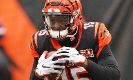 John Ross, wide receiver do Cincinnati Bengals