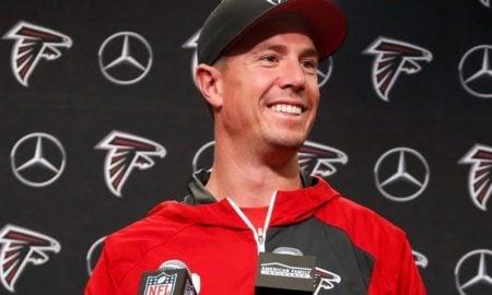 Matt Ryan, quarterback do Atlanta Falcons