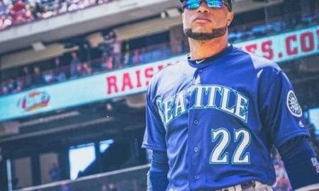 Robinson Cano, segunda base do Seattle Mariners
