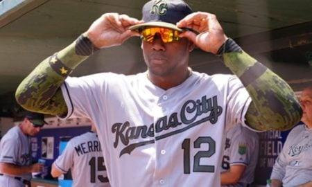 Jorge Soler, outfielder do Kansas City Royals