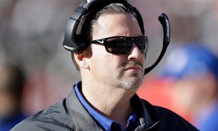 Ben McAdoo, ex-técnico do New York Giants